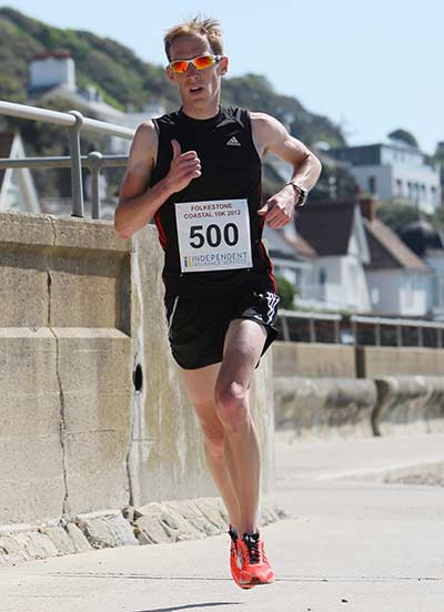 support the Folkestone Coastal 10K 2017